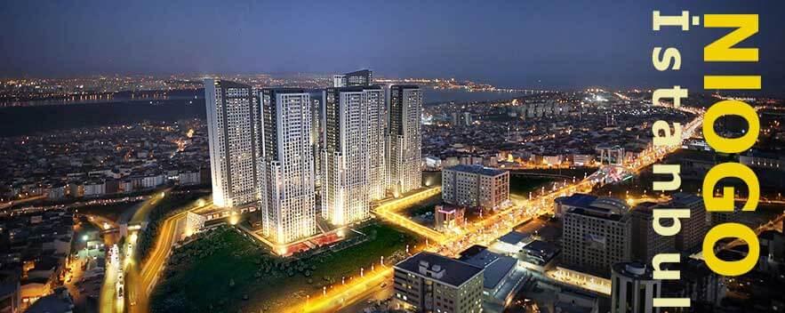 مجتمع مسکونی تجاری Nlogo istanbul در اسنیورت