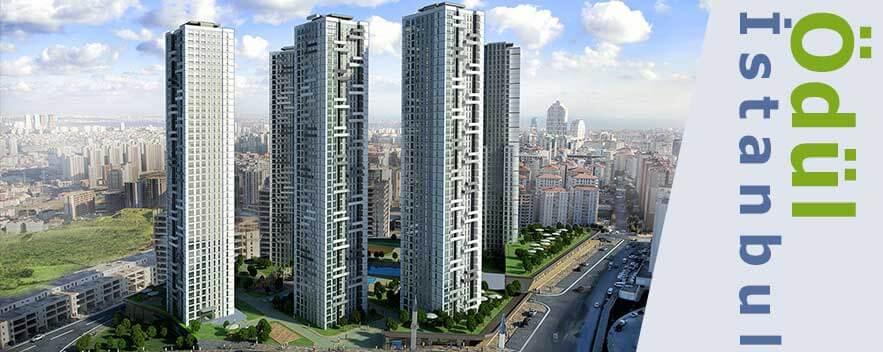 مجتمع مسکونی تجاری Odul istanbul