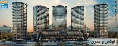 پروژه مسکونی فورتیس سینانلی کادیکوی