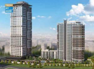 پروژه مسکونی رفرانس در بخش آسیایی استانبول