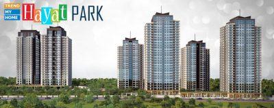 پروژه مسکونی حیات پارک