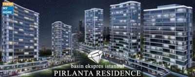 پروژه پیرلانتا رزیدانس استانبول
