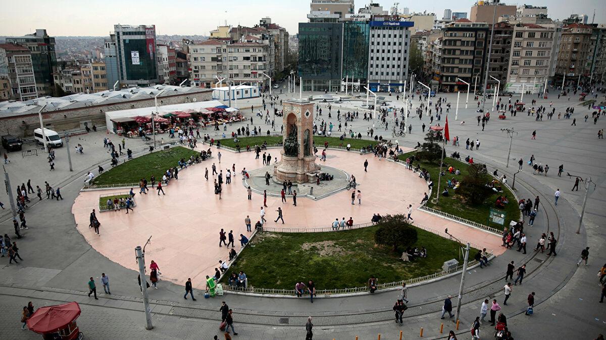 مرکز شهر استانبول کجاست؟